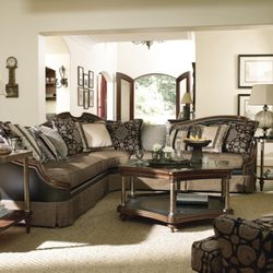 Charmant Photo Of Furniture Royal   Las Vegas, NV, United States. Madona Sectional  Carved