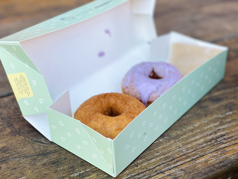 Reigning Doughnuts