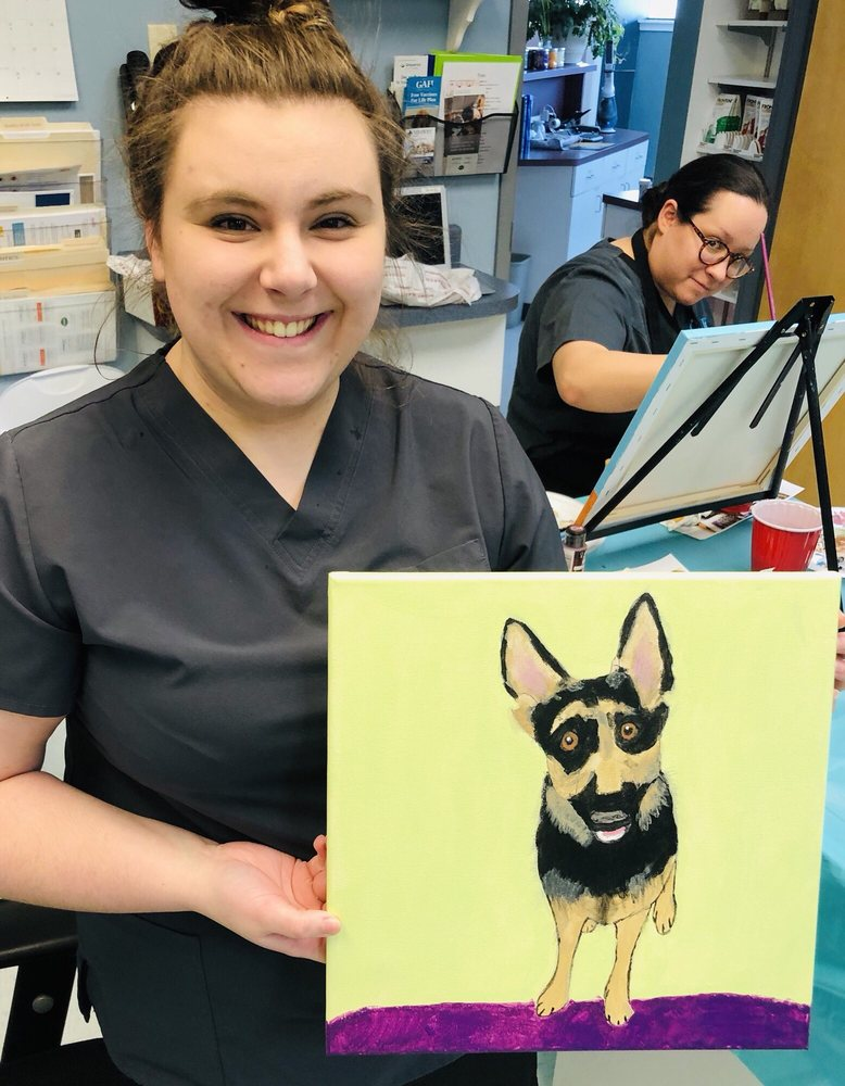 Artist At Heart Paint Party: Cleveland, OH