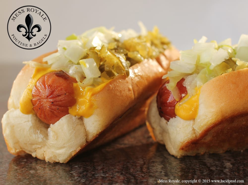 Steamed Hot Dogs At Home