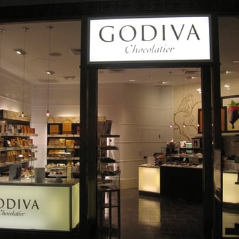 Godiva Chocolatier Fashion Valley Mall 70