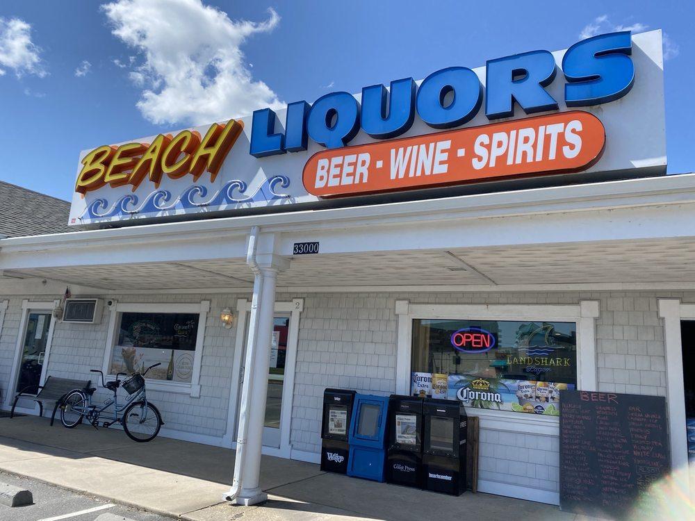 Beach Liquors: 33000 Coastal Hwy, Bethany Beach, DE