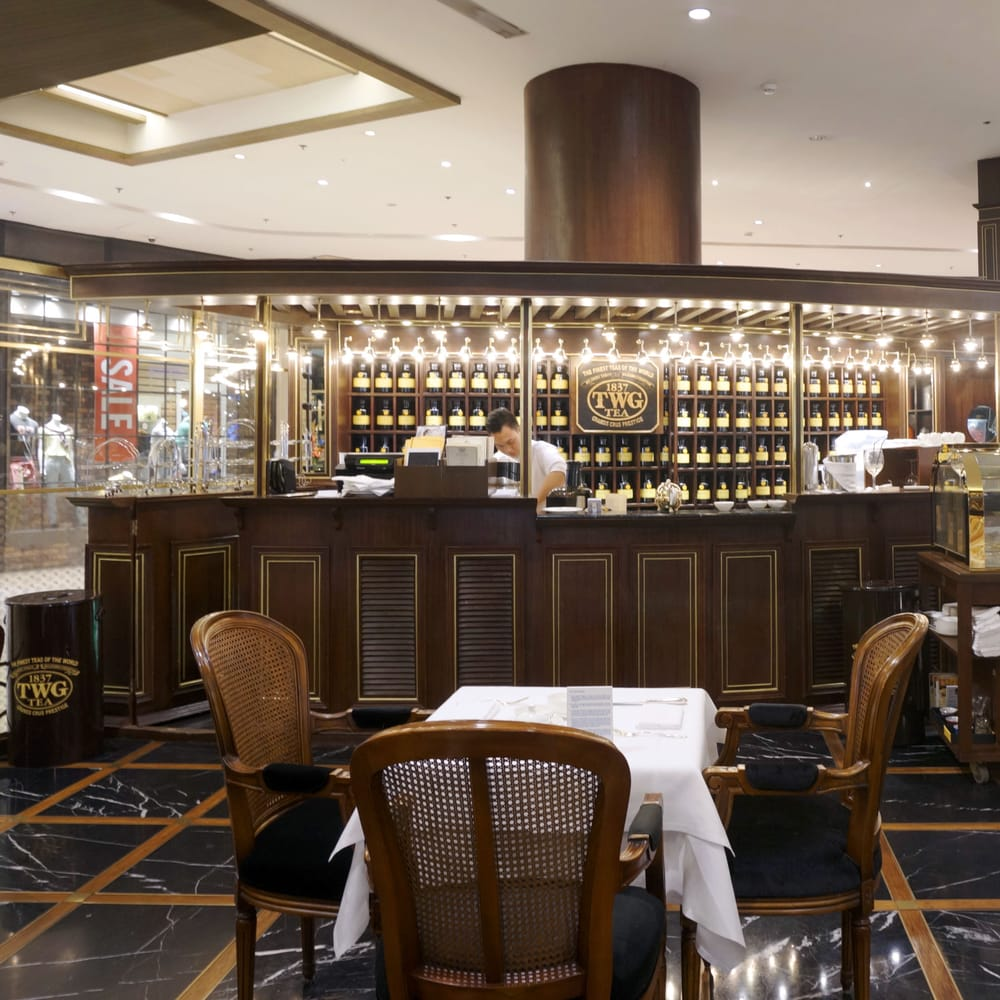 Twg tea salon boutique 26 photos 10 reviews cafes for 1662 salon east reviews