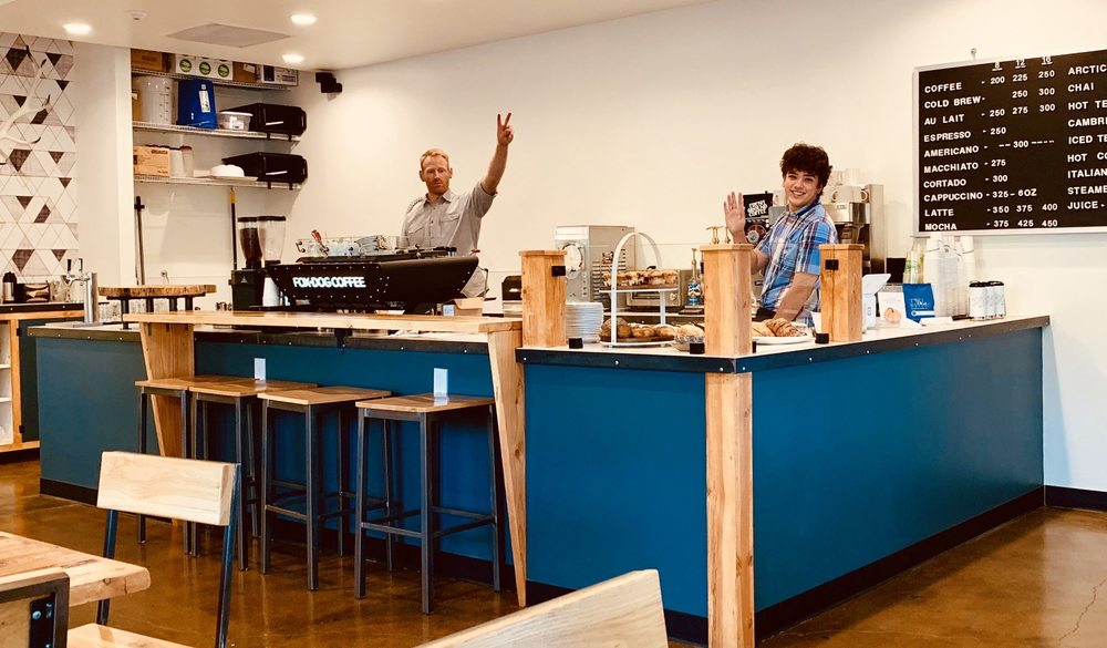 Fox Dog Coffee: 515 Briggs St, Erie, CO