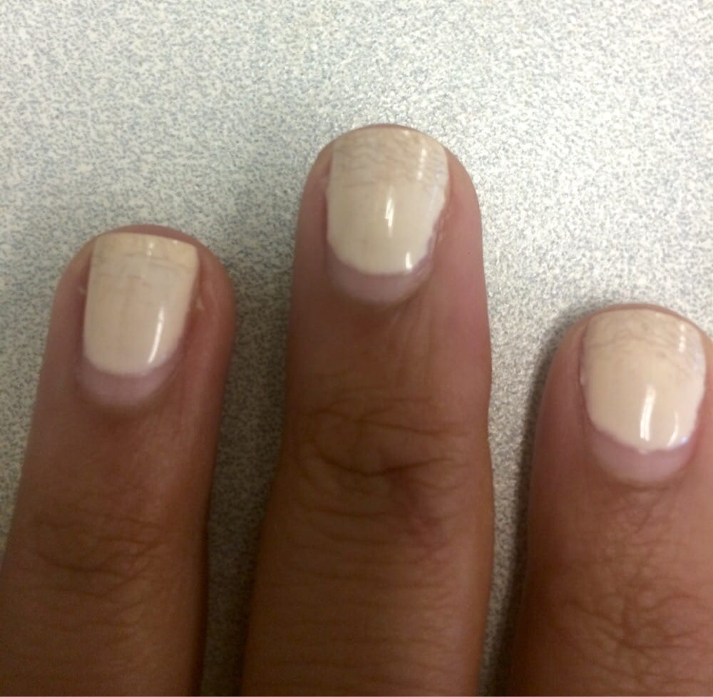 Why Gel Nail Polish Cracks - To Bend Light