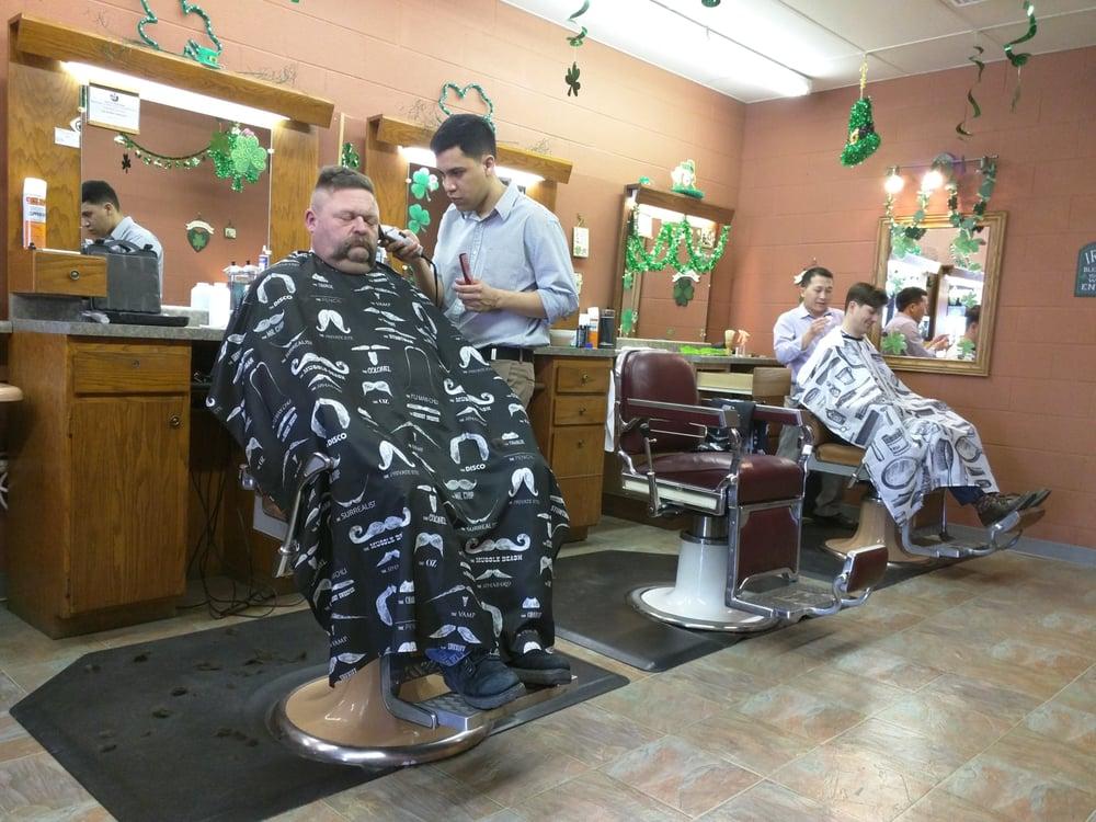 Dick & Arnie's Barber Shop: 6333 University Ave, Middleton, WI