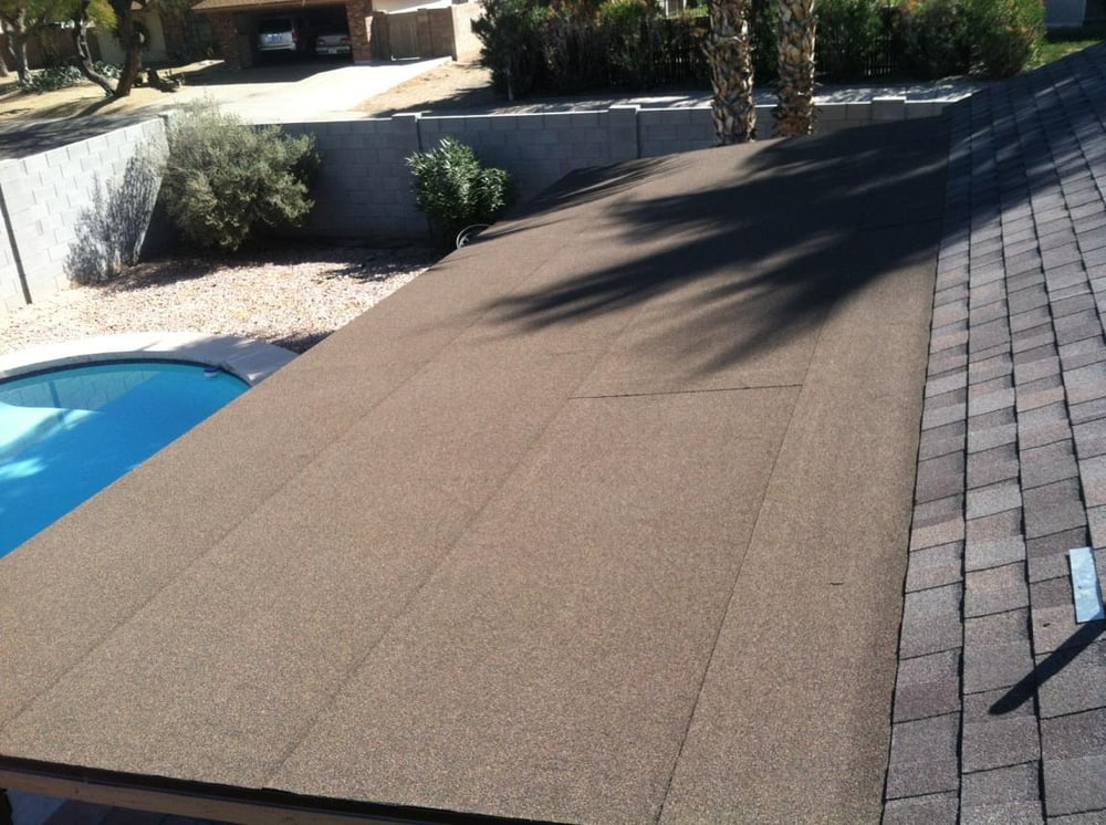 Asphalt Roll Roofing : Polyglass rolled roofing yelp