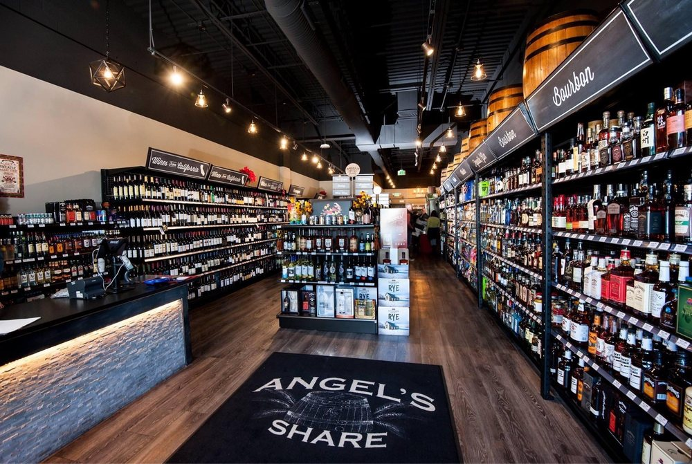 Angel's Share Wine & Spirits: 2299 Johns Hopkins Rd, Gambrills, MD