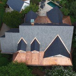 Photo Of Baker Roofing   Virginia Beach, VA, United States. Residential  Slate Roof ...