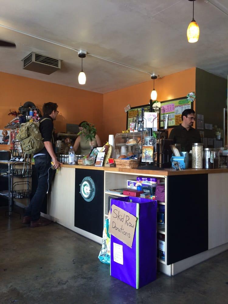 Moby's Coffee & Tea