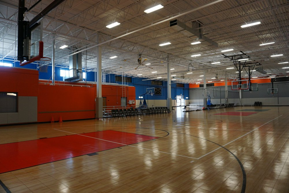 Hoops Plus: 45496 Ruritan Cir, Sterling, VA