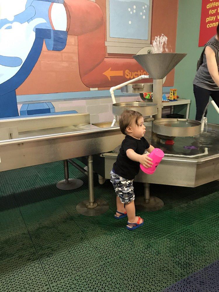 Little Buckeye Children's Museum: 44 W 4th St, Mansfield, OH