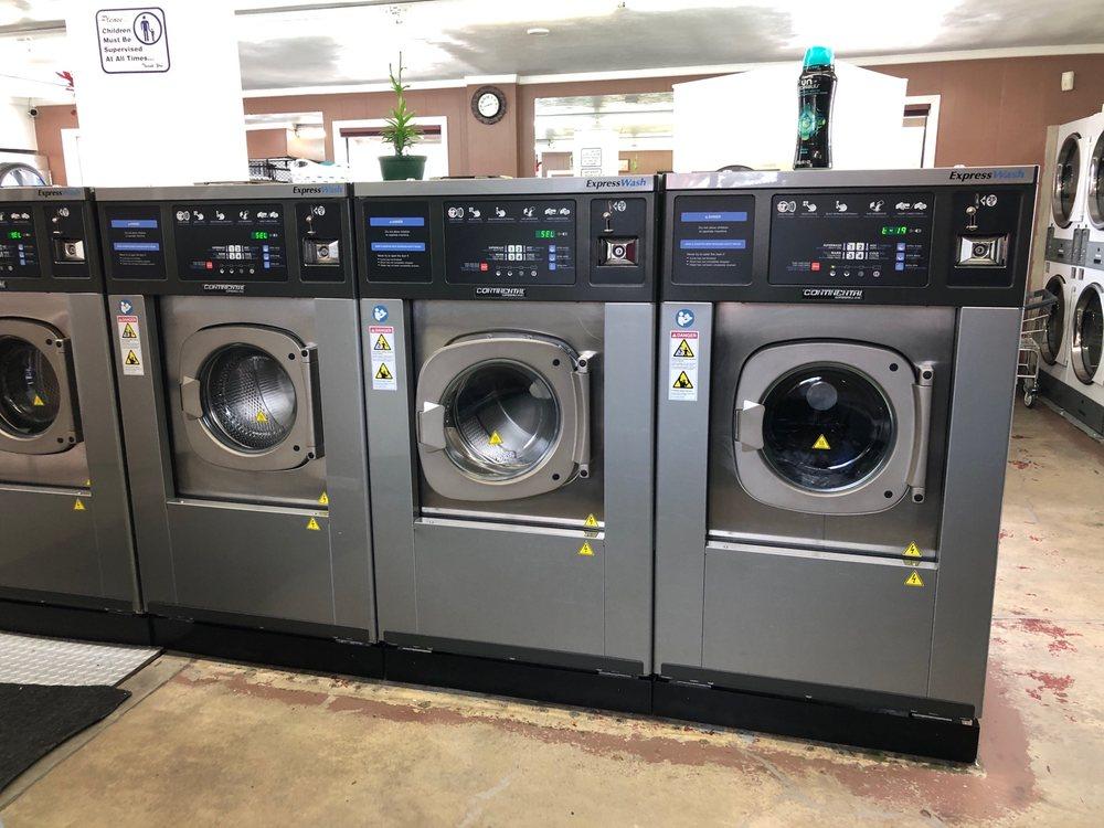 Estrella Laundry: 1800 N Main St, Flagstaff, AZ