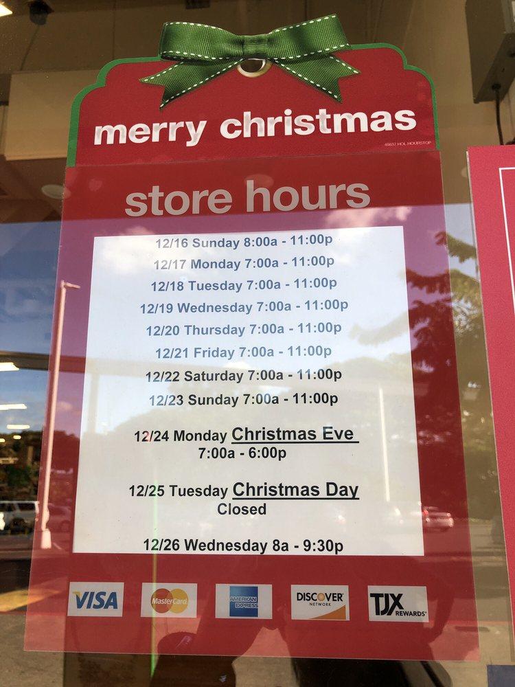 Holidays hours 2018 - Yelp