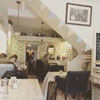 Coventry Tea Room Closed