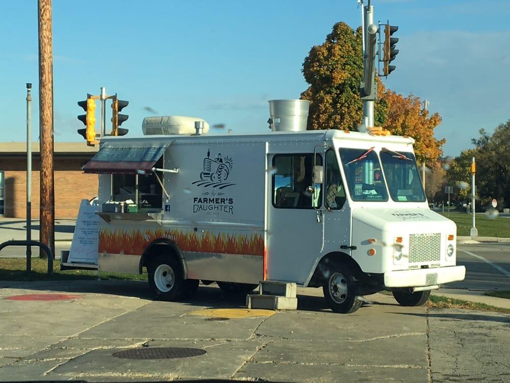 Farmers Daughter Food Truck: Big Bend, WI
