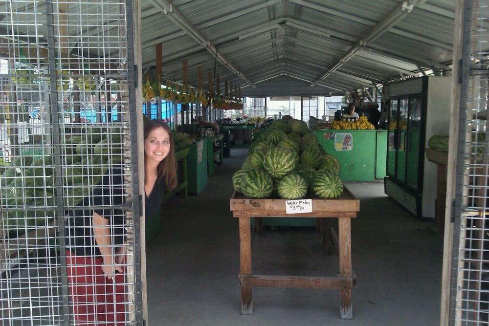 Odem Farmers Market: Odem, TX