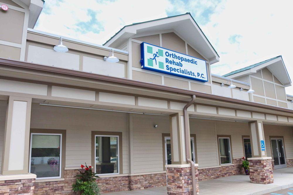 Orthopaedic Rehab Specialists-Napoleon: 122 Brooklyn Rd, Jackson, MI