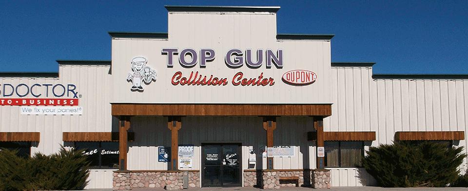 Top Gun Collision Center: 2570 Alta Vista Dr, Elko, NV