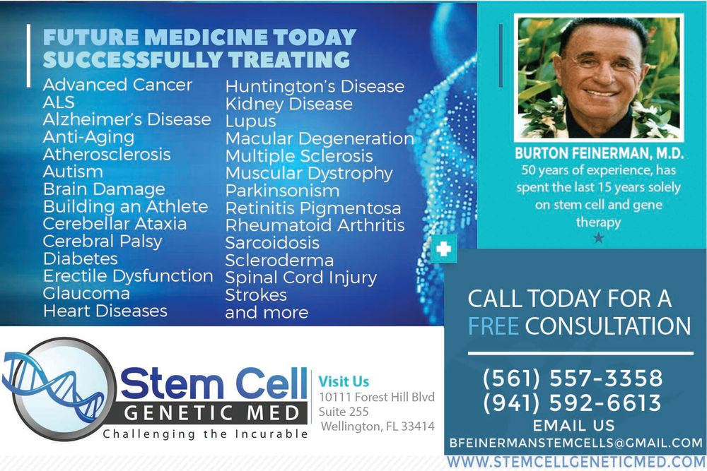 Stem Cell Genetic Med - 15 Photos - Geneticists - 10111 Forest Hill