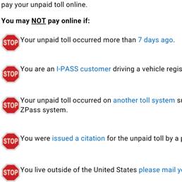 Illinois Toll Roads - 13 Reviews - Public Services ...