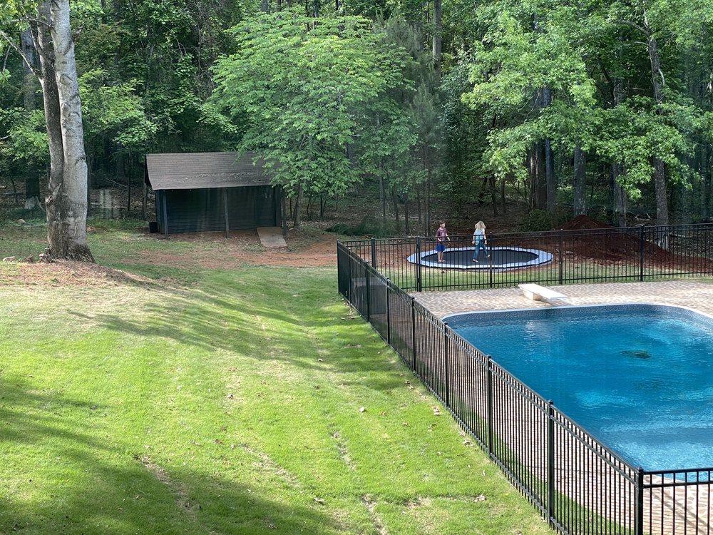 Hearn Landscaping: 962 Brook Woolsey Rd, Brooks, GA
