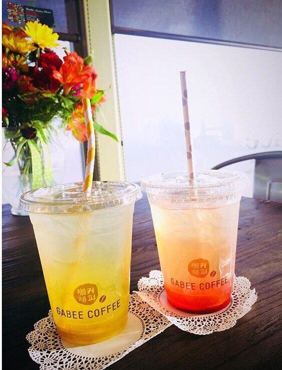 Social Spots from Gabee Coffee