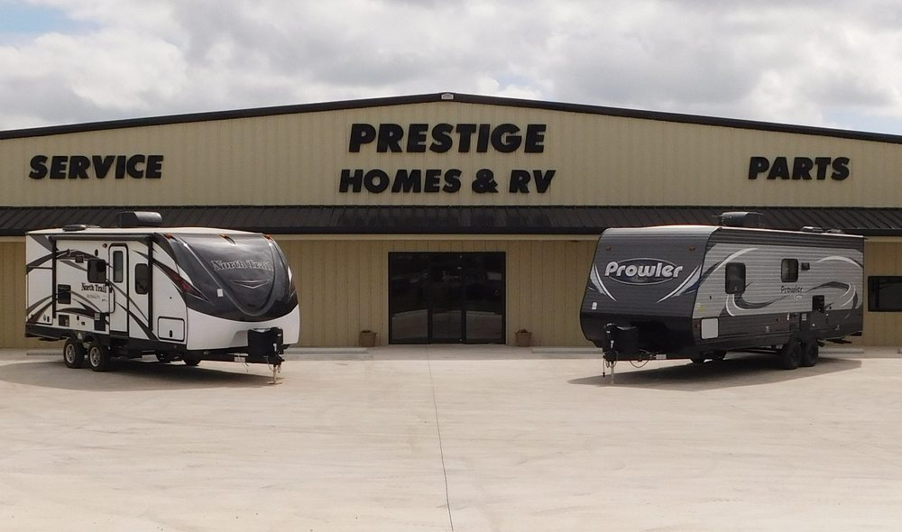 Prestige RV Center: 37311 45th St, Shawnee, OK