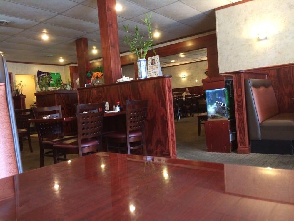 Chuong Garden Chinese Restaurant Chinesisch 118 E Main St Manchester Ia Vereinigte