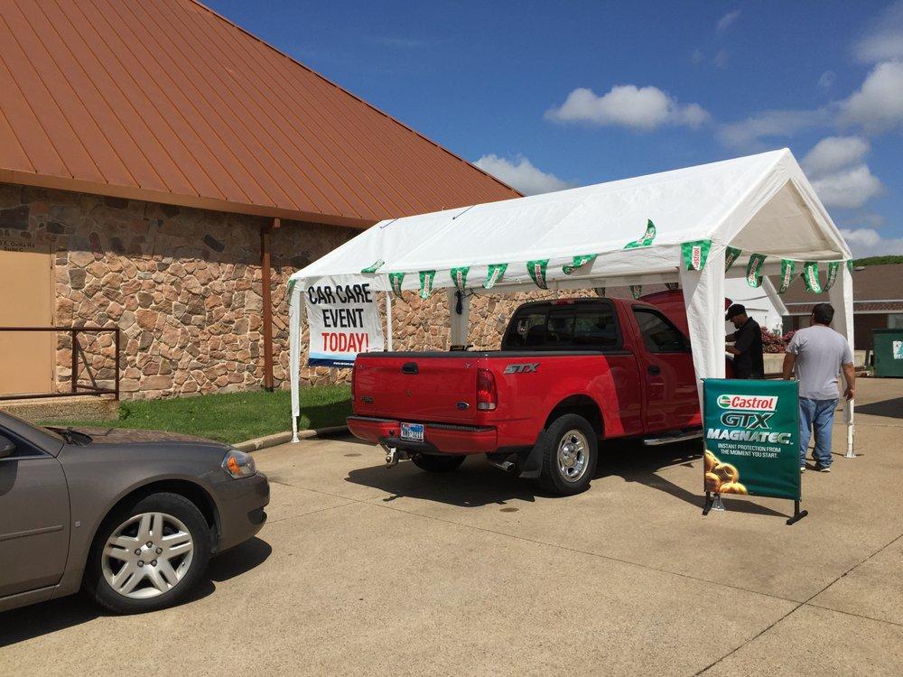 Castrol Express Car Service: 240 E Ovilla Rd, Red Oak, TX