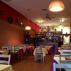 Photo Of Russian Family Restaurant Redwood City Ca United States The Inside