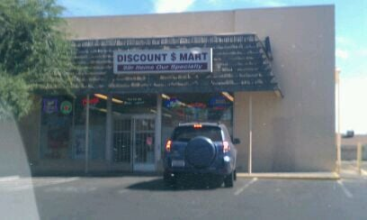 Discount Dollar Mart-99 Cent Store