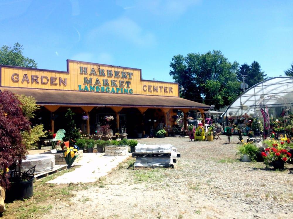 Harbert Market Garden Center: 13695 Red Arrow Hwy, harbert, MI