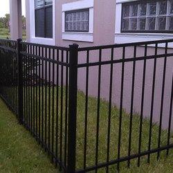 Photo of Fence & Gate Plus - Rockledge, FL, United States. Aluminum fence