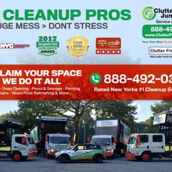Free Junk Removal >> Clutter Free Junk Removal Service Cleanup Pros 345 Photos Home