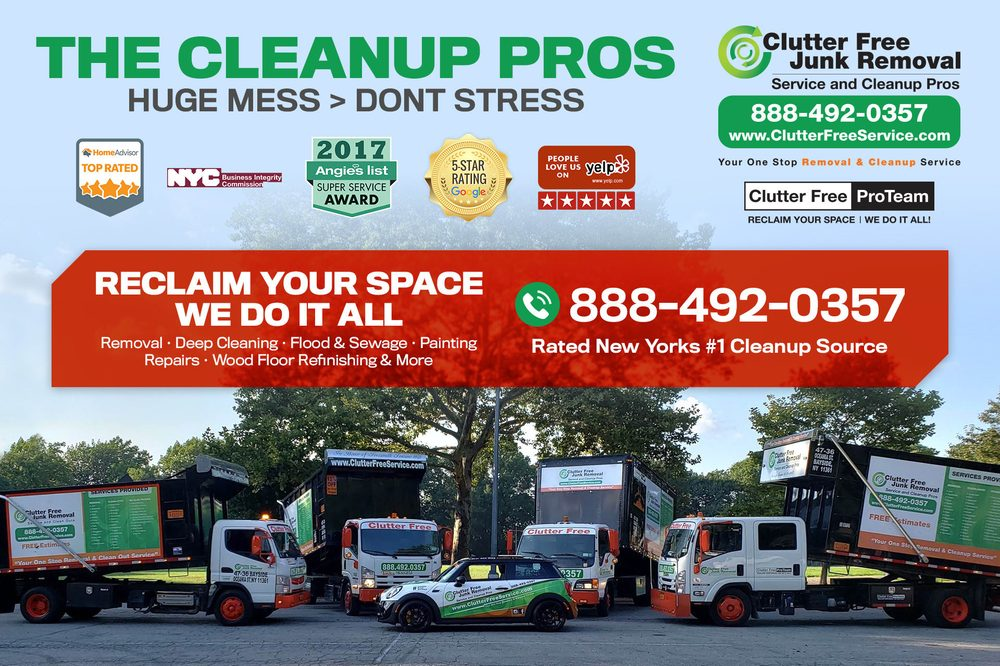 Free Junk Removal >> Photos For Clutter Free Junk Removal Service Cleanup Pros Yelp