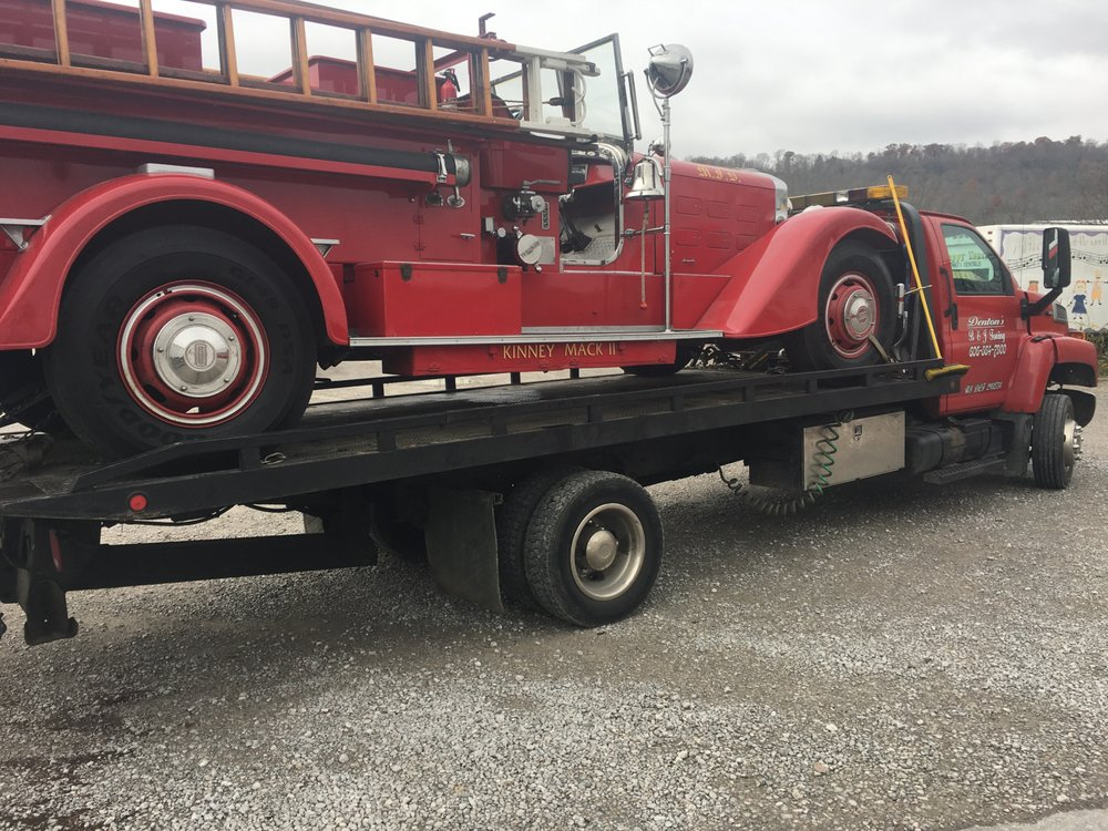 B & J Towing: 505 Lexington St, Maysville, KY