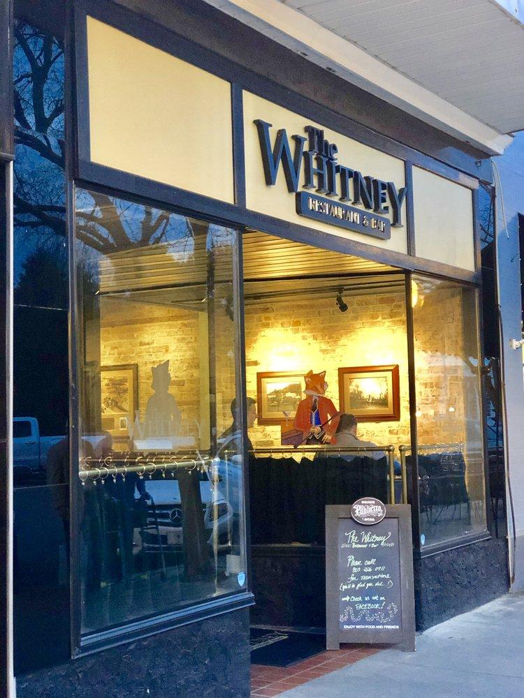 The Whitney Restaurant & Bar: 148 Laurens St SW, Aiken, SC
