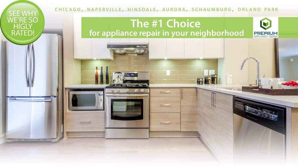 Premium Appliance Repair 10 Photos Amp 65 Reviews