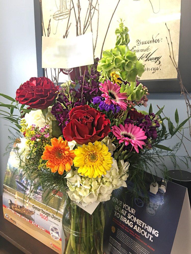 Floral Art: 1568 W Broadway St, Idaho Falls, ID