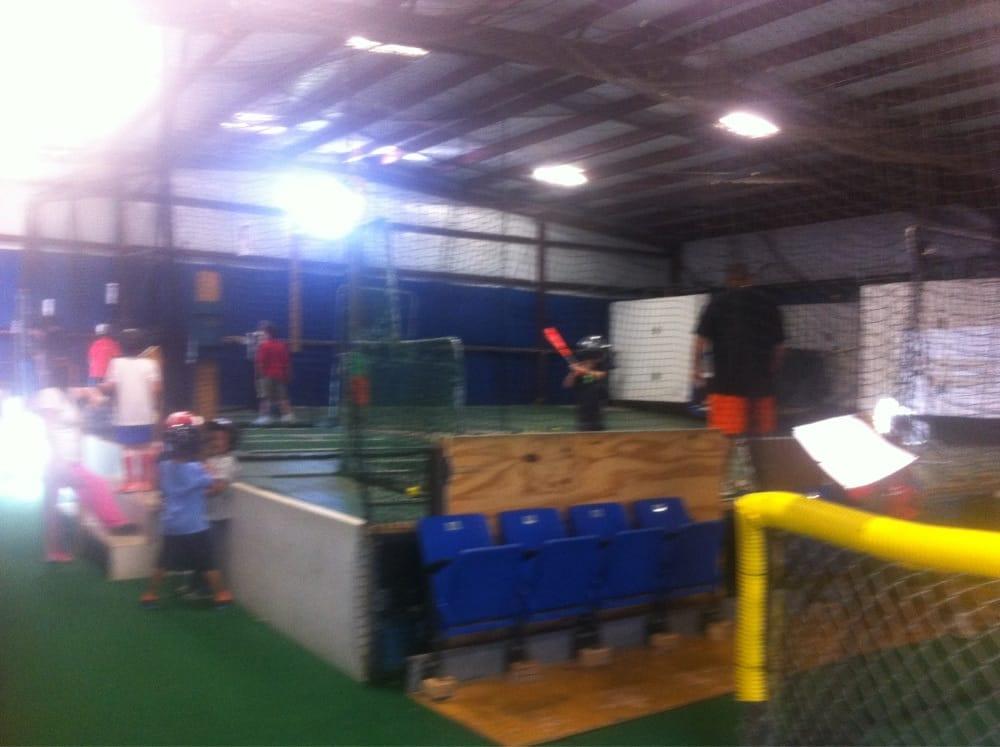 Power Swing Sportsplex 14 Reviews Batting Cages 4934