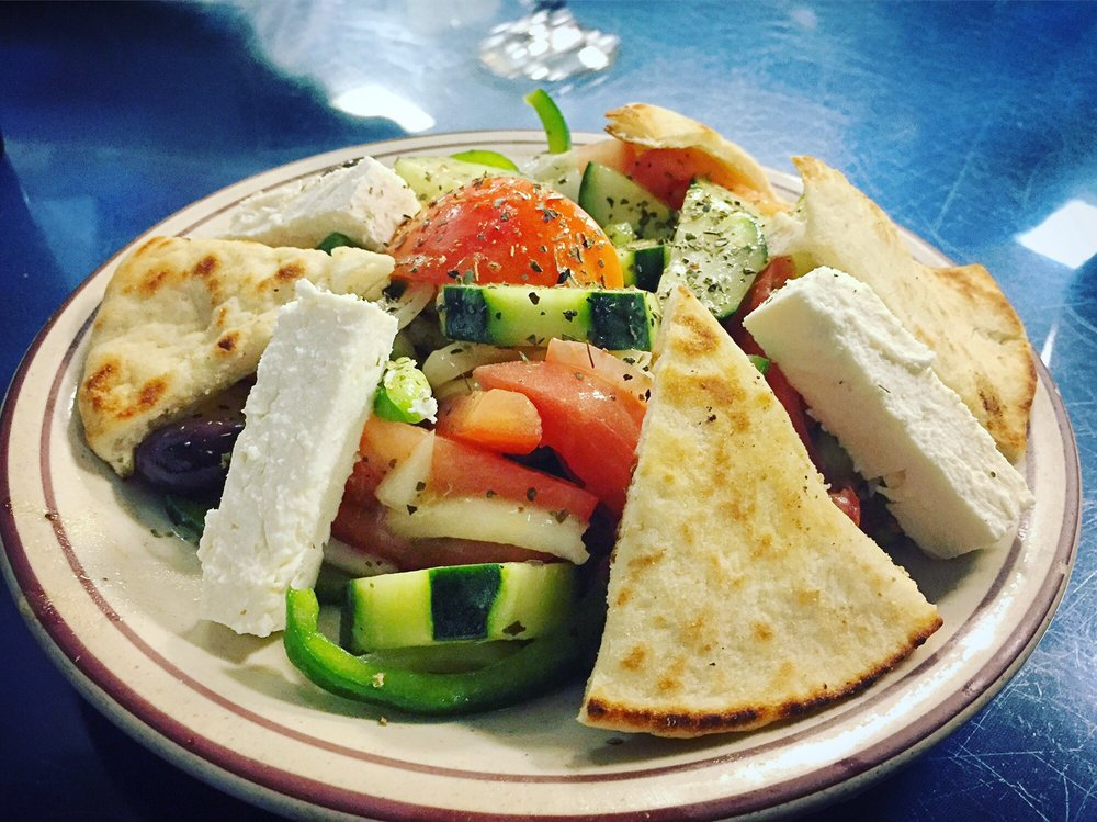 Yanni's Greek Grill: 6196 Cleveland Ave, Columbus, OH
