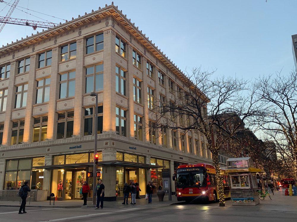 Montbell Denver Store: 600 16th St, Denver, CO
