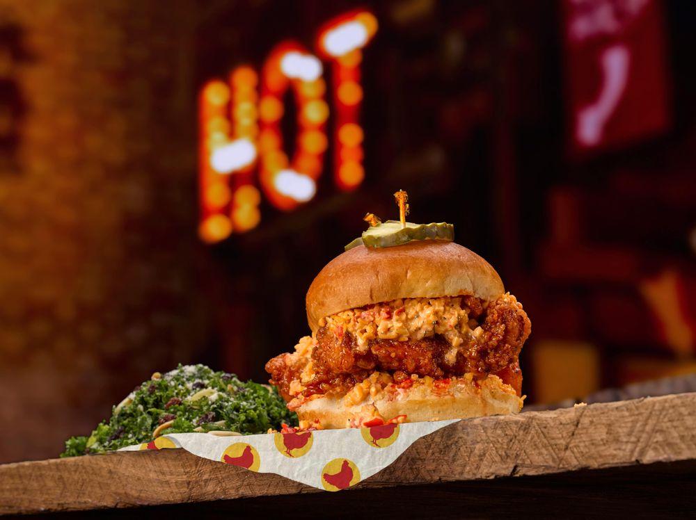 Joella's Hot Chicken: 4715 E 96th St, Indianapolis, IN