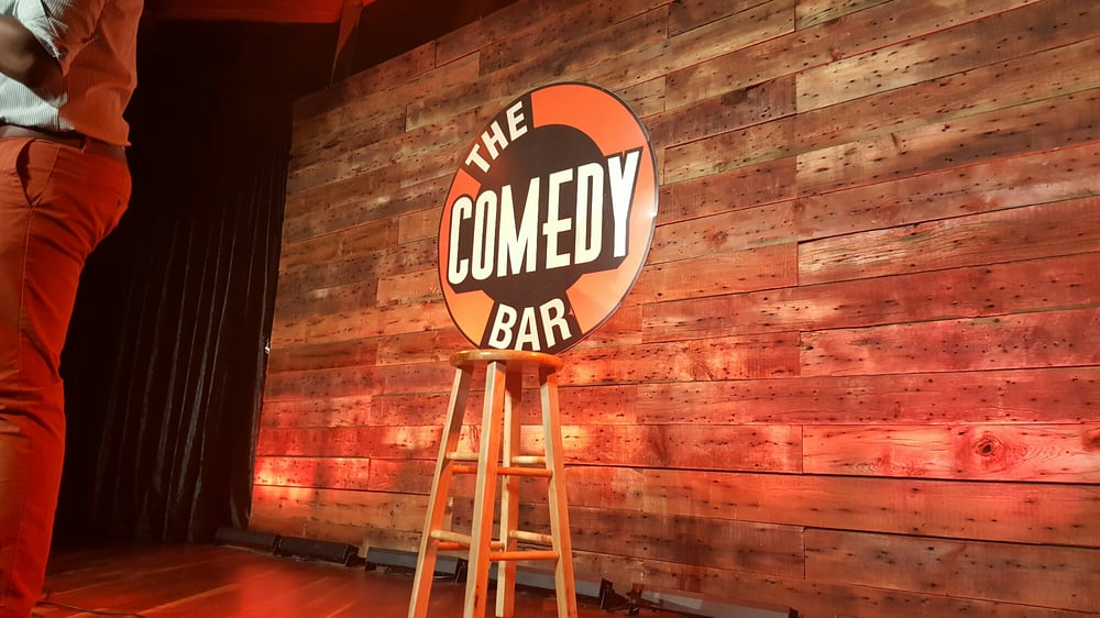 The Comedy Bar: 500 N LaSalle St, Chicago, IL