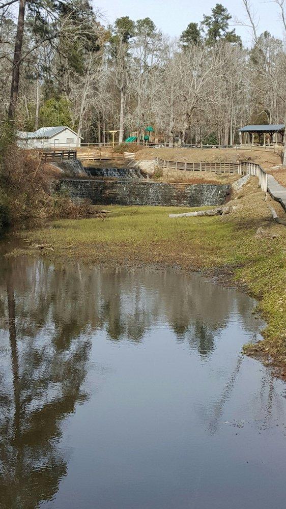 Barnwell State Park: 223 State Park Rd, Blackville, SC