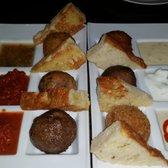 meet ball place pancetta cream