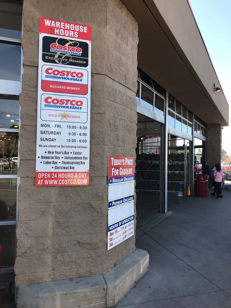 Costco: 6400 W 92nd Ave, Westminster, CO