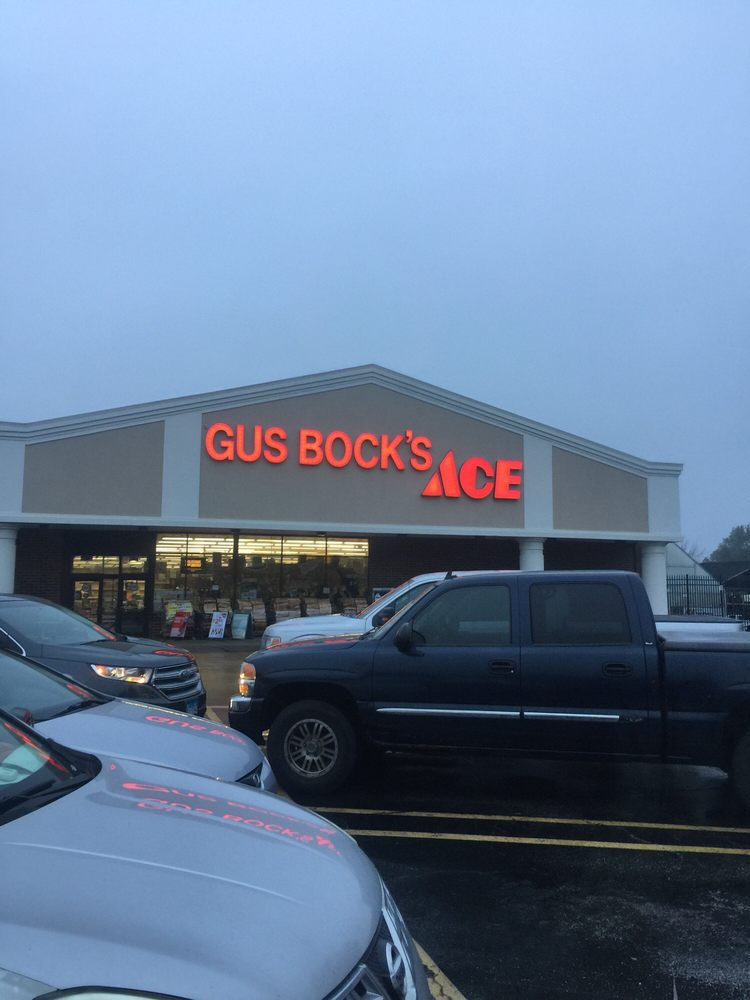 Gus Bock's Ace Hardware: 1150 Sheffield Ave, Dyer, IN