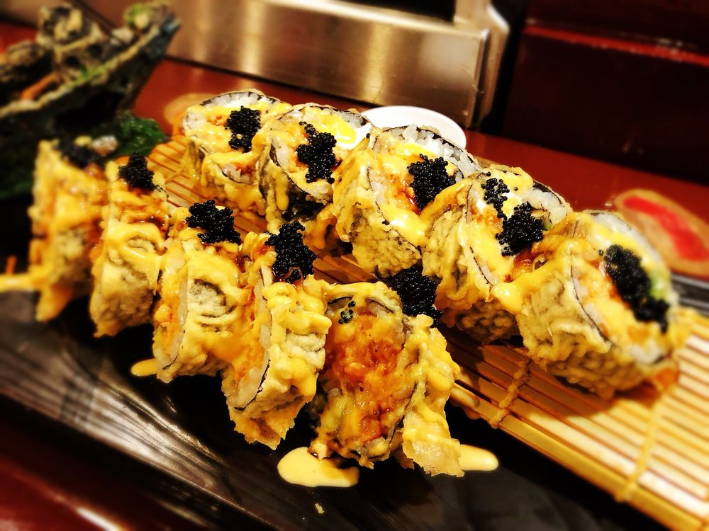 Old Dominion Grill and Sushi: 5732 Buckeystown Pike, Frederick, MD